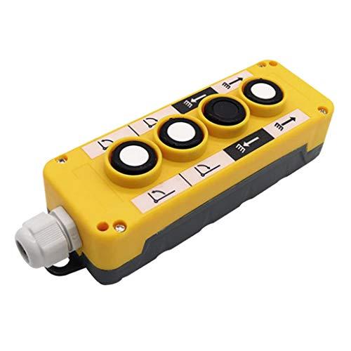 gazechimp Interruptor de Botón de Elevación de Plástico Abs para Control Remoto...