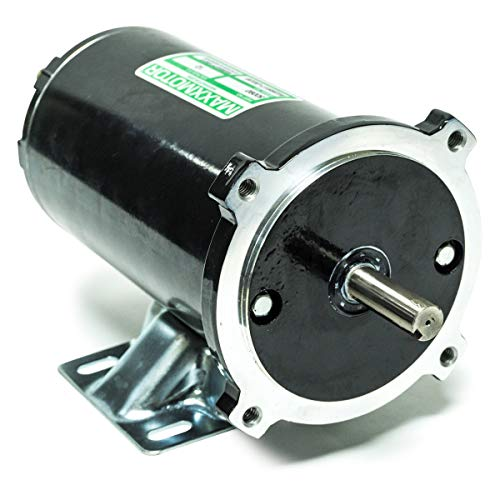 Maxx Power 50090 SNO-Way V-Box Electric Salt Spreader Auger Motor w/Kenway Shaft