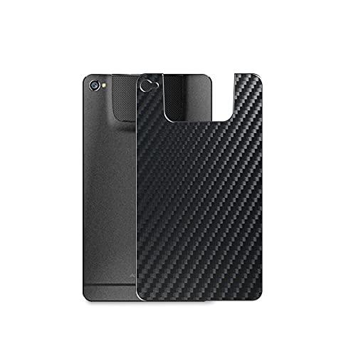 Vaxson 2-Pack Pellicola Protettiva Posteriore, compatibile con Holofone Phablet 7 , Nero Back Film Protector Skin Cover [ Non Case ]