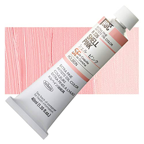 Holbein Artist Oil Colors shell pink 40 ml