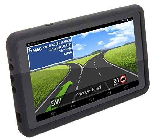 Aguri Motorhome & Caravan RV720 DVR Deluxe 7' Sat Nav with Built-in Dash Cam,...