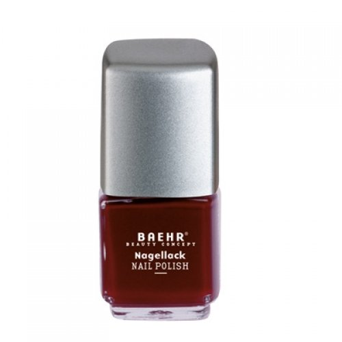 Nagellack 'dark rubin' - 11ml