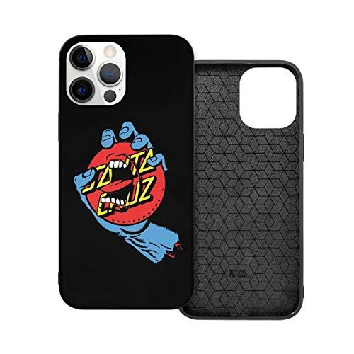 N / A Santa Cruz Handyh¨¹lle iPhone 12 PC Materiale Unisex per proteggere la persistenza del telefono resistente alla polvere Iphone12mini-5.4