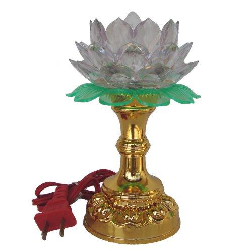 Lotus Lamps, Lotus Buddha Lamp, Lotus Lights For Buddhisms