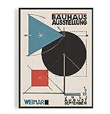 MReinart Bauhaus Ausstellung Weimar 1923 - DIN A1 Poster