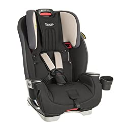 Group 0+/1/2/3 can be used for kids from birth up to 12 years of age Easily converts to and from the three riding modes The headrest can be adjusted easily with one hand to grow with your child The harness height automatically adjusts when altering t...