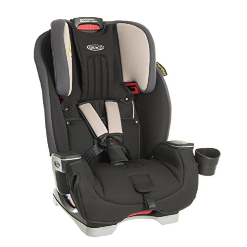 Graco Milestone All-in-one-Autositz, Aluminium