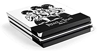 Skinit Decal Gaming Skin Compatible with PS4 Pro Console - Officially Licensed Funimation Attack On Titan Posse Design