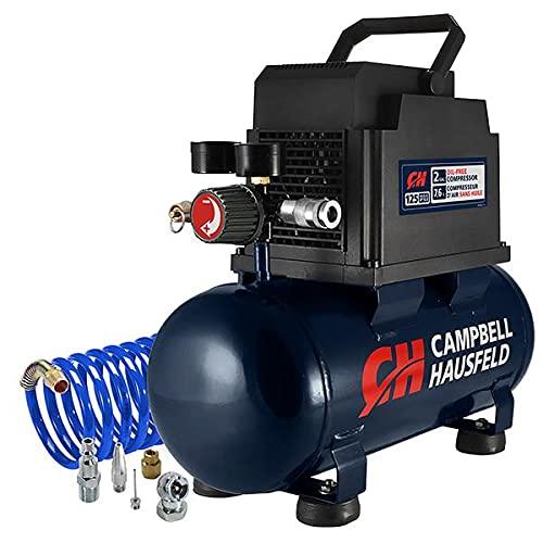 Campbell Hausfeld 1016481 2 gal Horizontal Portable Air Compressor