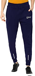 FINZ Trackpants Sportswear for Men, Joggers for Men, Jeggings for Men, Trackpants with 2 Side Zipper Pocket for Sports Gym...