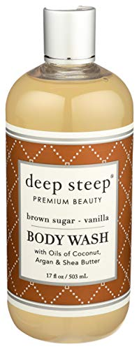 Deep Steep Savon pour le corps, 502,7 ml, vanille