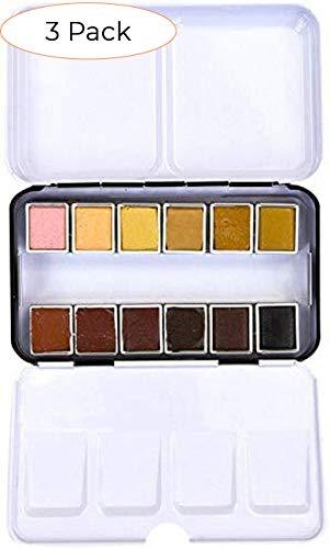 Prima Marketing 655350631857 Watercolor Confections: Complexion (Thrее Расk)