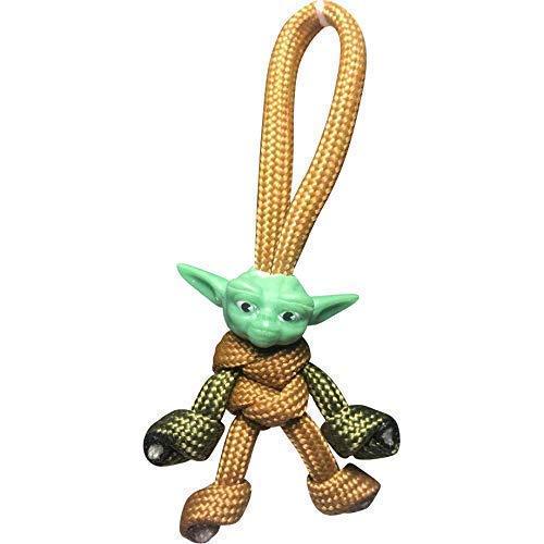 Buddy Keychains - Yoda Paracord | Star Wars Handmade Knot...