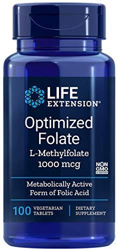 Optimized Folate (1000mcg) (3 pck)