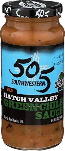 505 SOUTHWESTERN Mild Green Chile Sauce, 16 OZ
