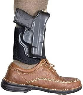 DeSantis Die Hard Ankle Rig Sig P365 014PC8JZ0, Color, Right, Black