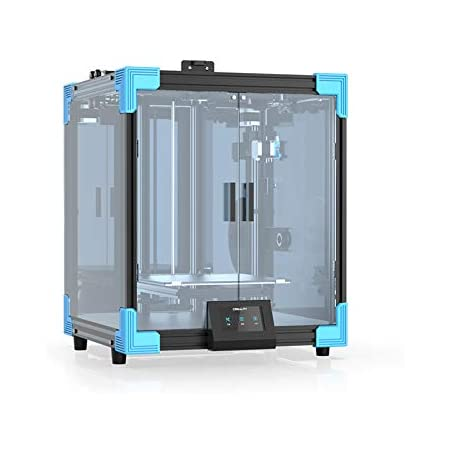 WOL 3D New cubic Ender-6 3d printer with higher precision and quick printing speed, printing size of 250 * 250 * 400mm By