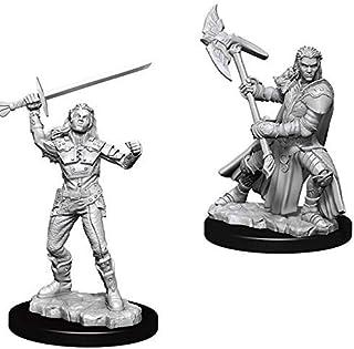 D&D Nolzurs Marvelous Unpainted Miniatures: Wave 7: Half-Orc Female Fighter
