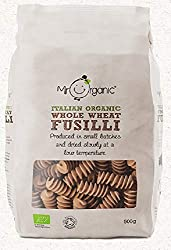 Made with 100% italian organic durum wheat flour Dried slowly to protect nutritional qualities Authentic Italian Useful for a multitude of dishes Great flavour, very nutritious