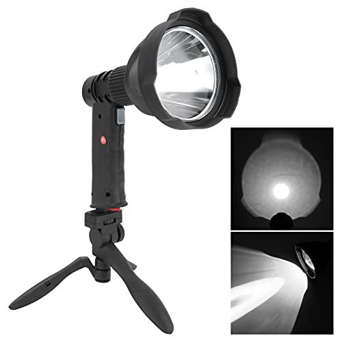 Reflector, foco de mano, multiusos, 3 modos, foco LED, linterna, luz de pesca para senderismo, emergencia, pesca, camping, escalada