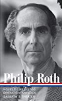 Philip Roth: Novels 1993-1995 (LOA #205): Operation Shylock / Sabbath's Theater (Library of America Philip Roth Edition)