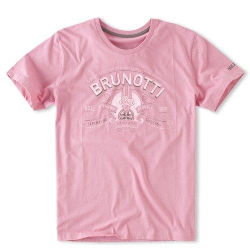 Brunotti aftir p-454 t-Shirt pour Homme Small - Rose