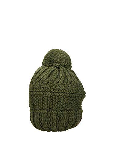 Emporio Armani 28400 sombrero Mujer verde PZ