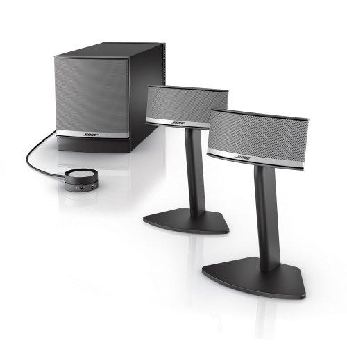 Bose Companion 5 multimedia speaker system PCスピーカー シルバー/グラファイト