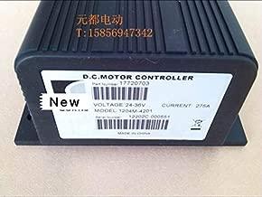 Calvas P124M-4201 24V / 36V 275A Motor Controller Replace CURTIS 1204M-4201 1204-004 - (Color: CHINA)