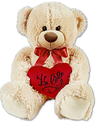 ich liebe dich teddybaer