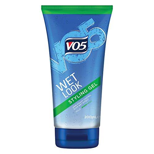 VO5 Set de 6 Wet Look Gel Coiffant 200 ml 1 Unité