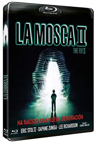 La Mosca II BD 1989 The Fly II [Blu-ray]