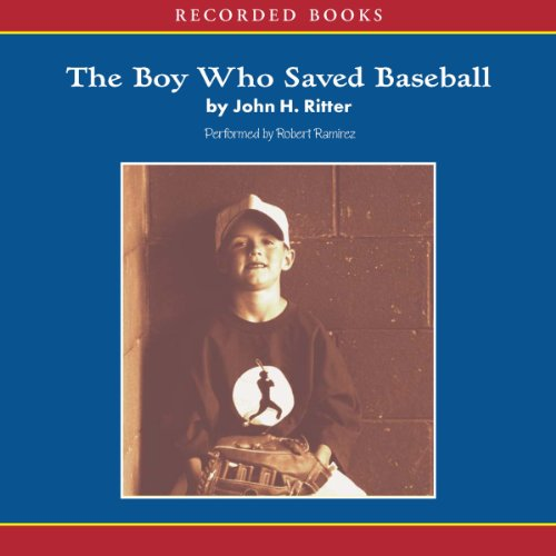 The Boy Who Saved Baseball cover art