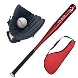 Agirlgle Baseball Bats for Kids, Teens Baseball Set with Ball Youth Baseball Toy