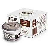 Crème au Chanvre Hautement Efficace | Crème CBD (800 mg de Cannabidiol) pour le Soulagement des Douleurs Musculaires et Articulaires - 50 ml | Hemps Pharma - Baume CBD Extra Fort