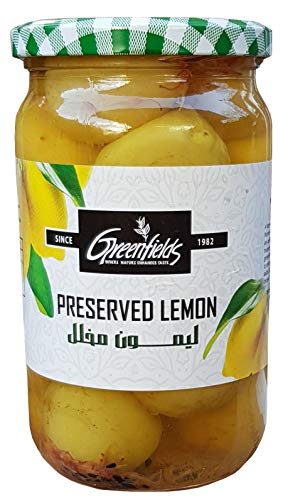 Greenfields - Limones conservados (750 g)