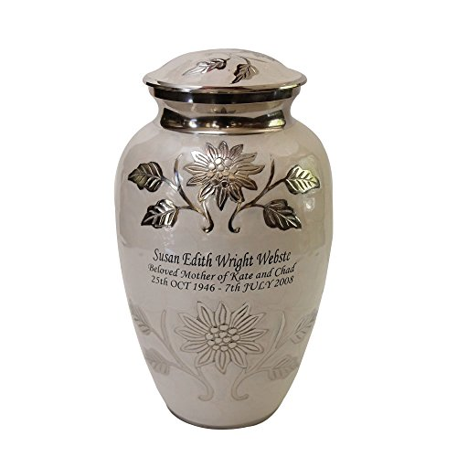 NWA Budget Solid Brass Urn