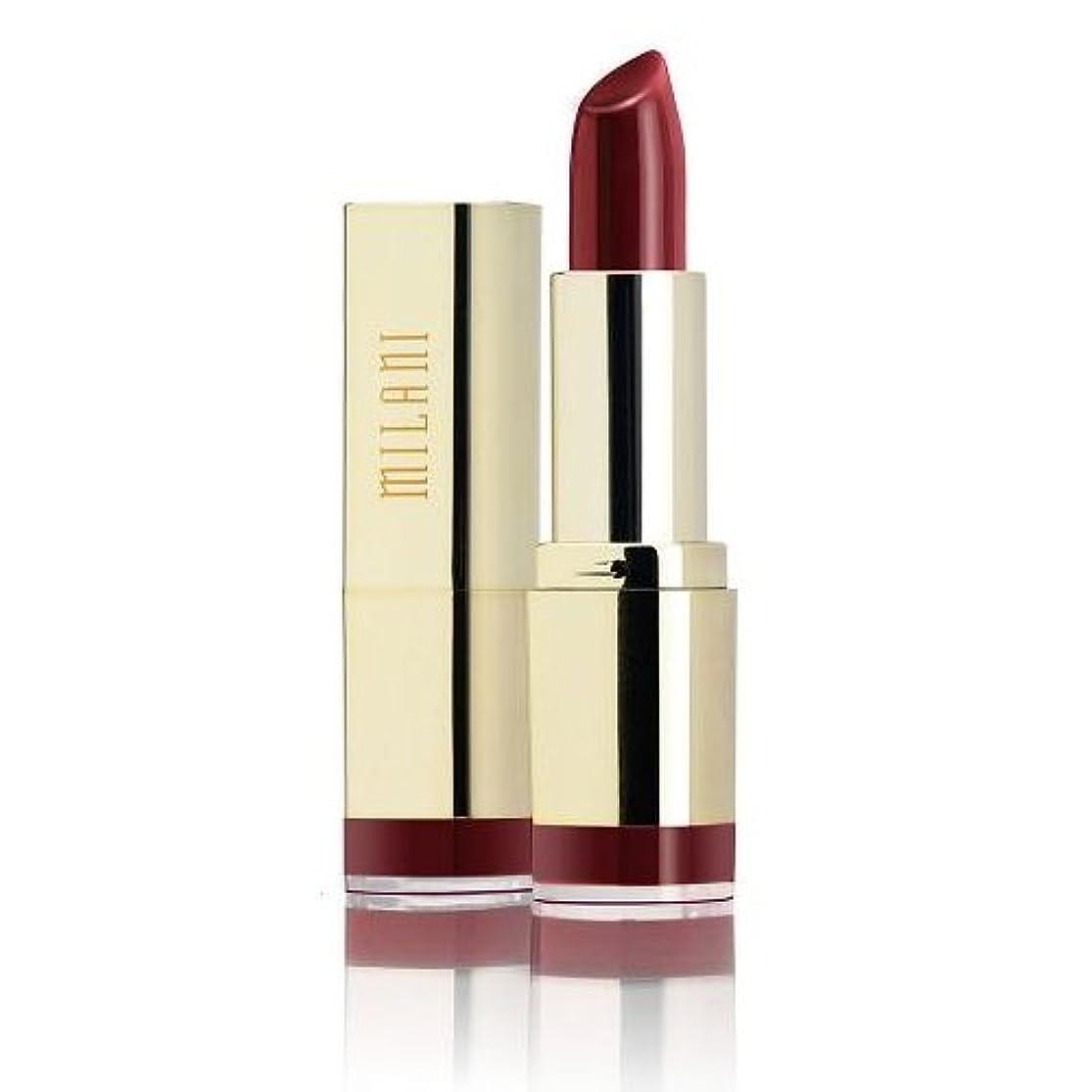 ファッション宗教的な逆説MILANI Color Statement Lipstick - Velvet Merlot (並行輸入品)