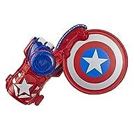 Power Moves Marvel Avengers Captain America Shield Sling Kids Roleplay