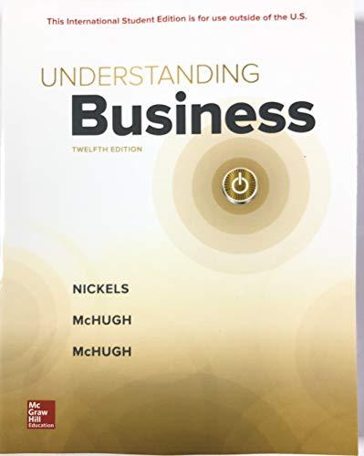 Nickels, W: ISE Understanding Business