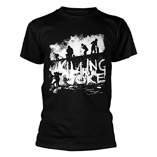 Killing Joke - Camiseta - para Hombre Negro Negro (XXL