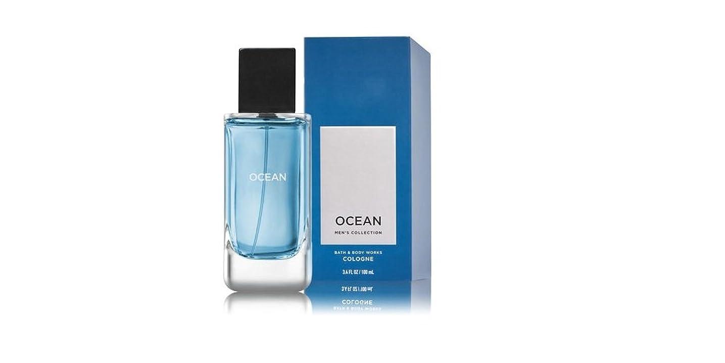 推進力兵器庫アンタゴニスト【並行輸入品】Bath and Body Works Ocean Men's Collection Cologne 100 mL
