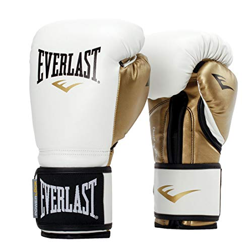 Everlast Powerlock Training Gloves Pu, Articolo da Boxe. Unisex Adulto