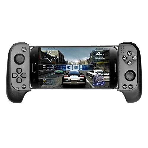 Manette de jeu sans fil Bluetooth pour manette de jeu , Pour iPhone Samsung Xiaomi Huawei , Pour IOS Android Téléphone portable Manette de jeu Controller