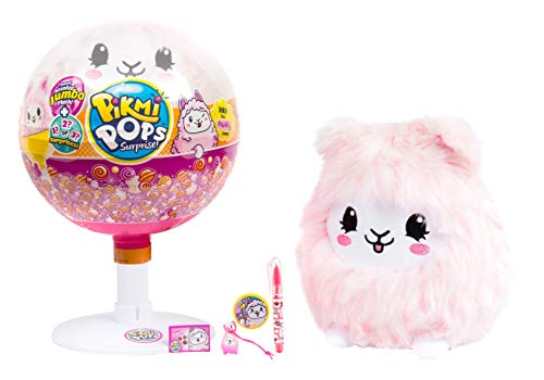 PIKMI POPS JUMBO PLUSH ANIMAL - LLAMA