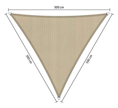 Shadow Comfort triángulo 5x5x5 Arena Neutral