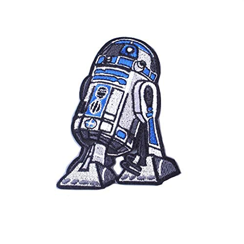 Star Wars R2-D2 Patch 8,3 x 10 cm