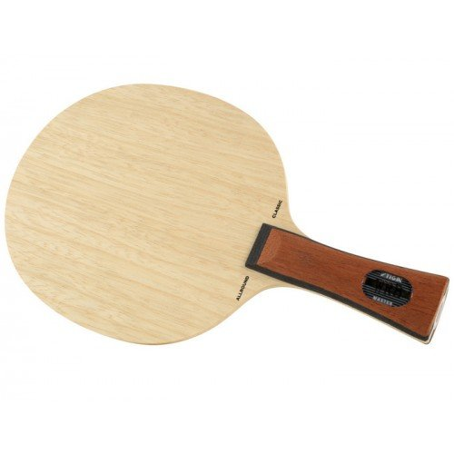 Stiga All Round Classic Table Tennis Blade with 3Star Ball