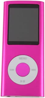 "1.8"" LCD Screen Ultra- Stereo Sound MP3 Player Music Radio FM Recorder with 4GB Flash Memory"