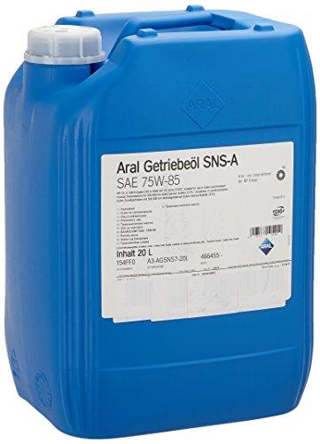 ARAL 154FF0 Getriebeöl SNS-A 75W-85 20L